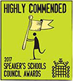 Speakers Schools Council Awards Logo